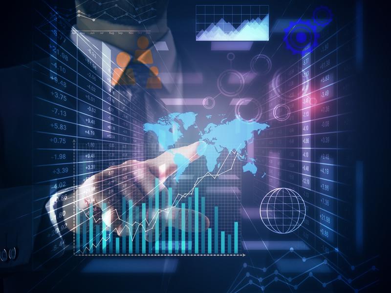 Tempête techno-financière