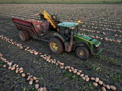 Que Recolter A La Vente D Une Terre Agricole Finance Et