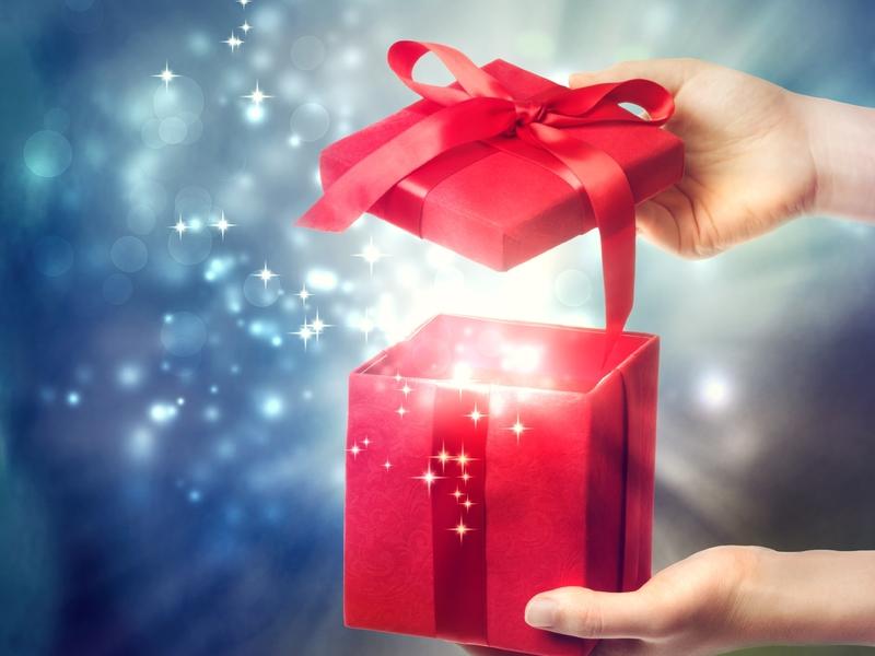 Un cadeau, assurément !