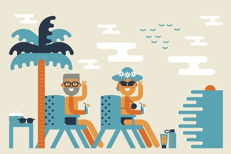 La retraite à l'étranger : une décision qui doit être longuement planifiée