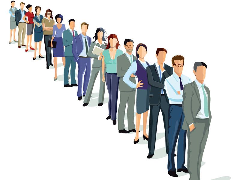 Blocs d'affaires: un marché d'acheteurs