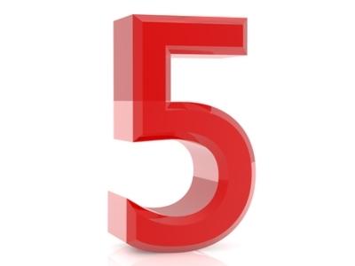 Cinq conseils à la relève de Gino Savard