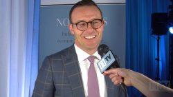 Guy Cormier, gagnant de la catégorie des institutions financières à portée nationale
