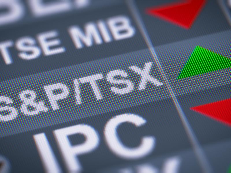 De faibles gains et une grande volatilité attendent la Bourse de Toronto en 2018