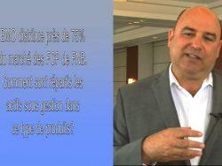 Répartition des actifs sous gestion des FCP de FNB