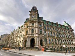 Une photo du Ministère des finances du Québec.