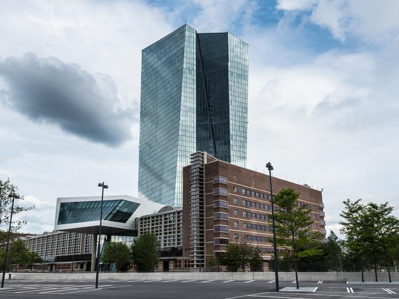 Bâtiment de la Banque centrale européenne