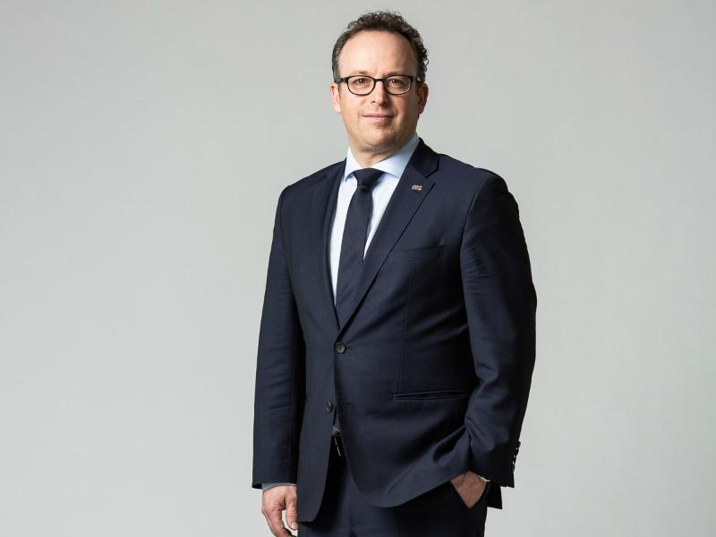 Portrait de Jean-François Chalifoux, président-directeur général SSQ Assurance