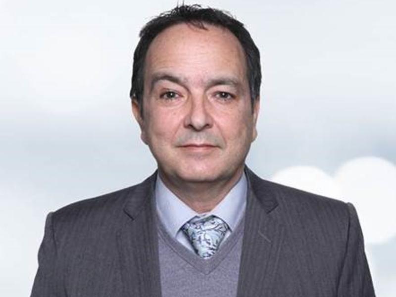 Photo portrait de Jean-René Gonzalez.