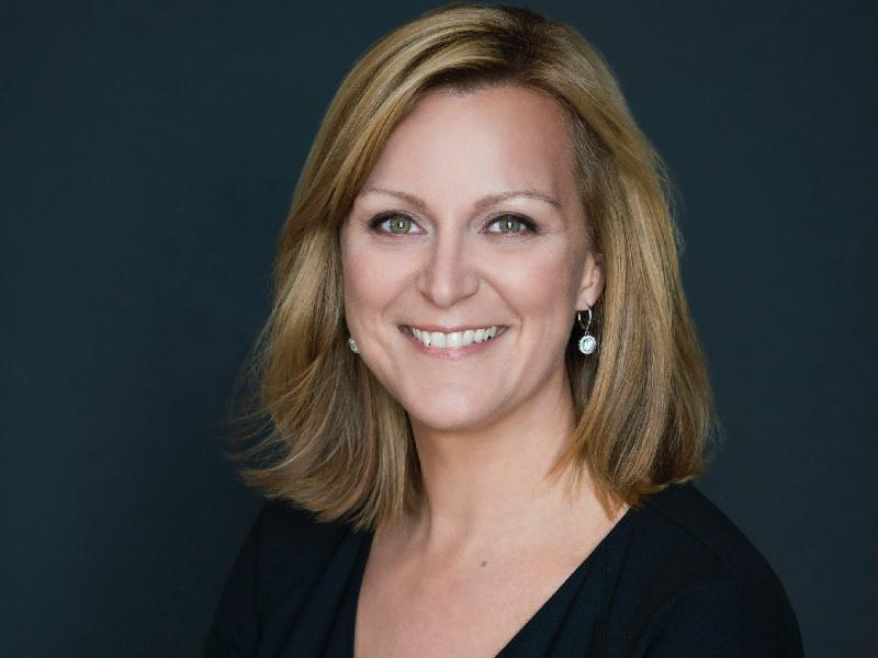 Photo portrait de Diane Lafontaine.